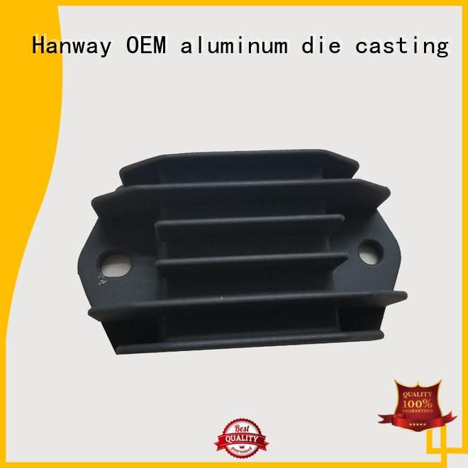 Wholesale motorcycle aluminum aluminum die casting supplier Hanway Brand