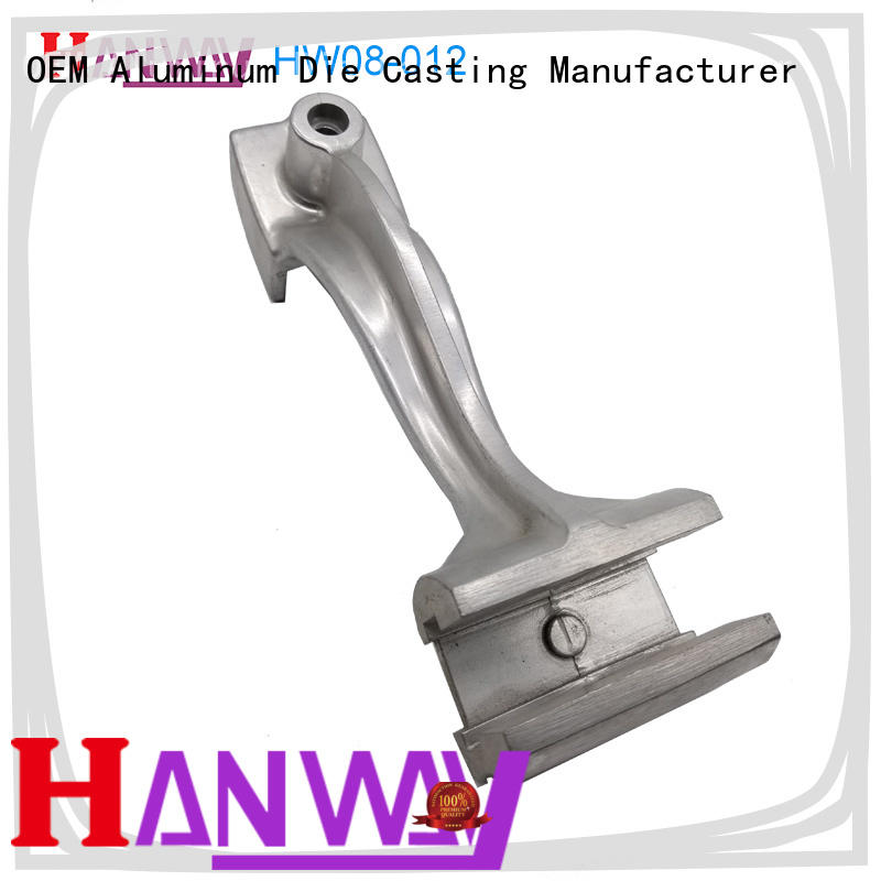 Hanway aluminum foundry medical parts series for businessman