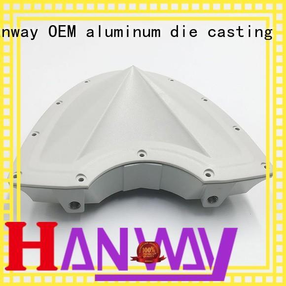wireless coating auto antenna aluminum Hanway company