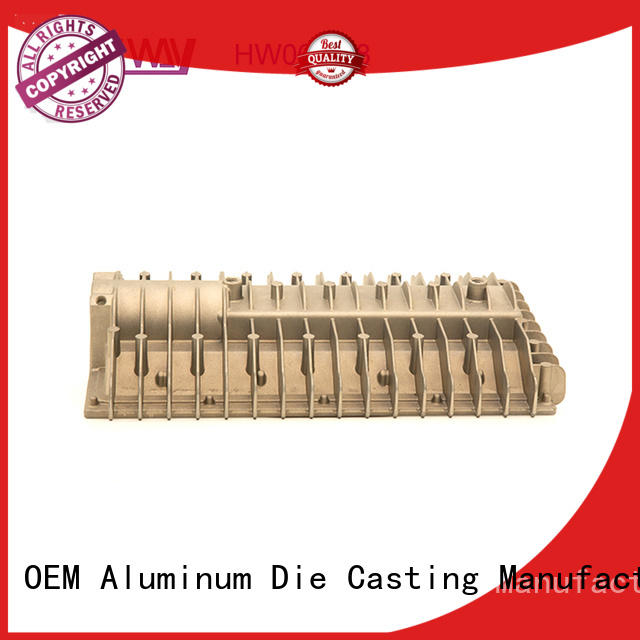 Magnesium heatsink aluminum alloy led lighting heat sink HW06-018