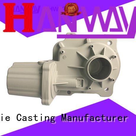 polished aluminium casting manufacturers hw02011 series for manufacturer
