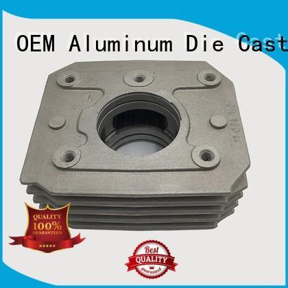 Hanway Brand precision oem cnc aluminum cars auto parts parts