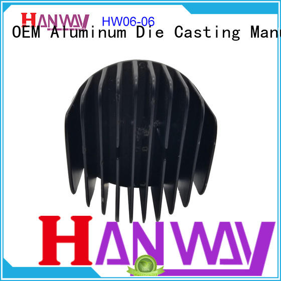 Hanway automatic led heatsink supplier for plant