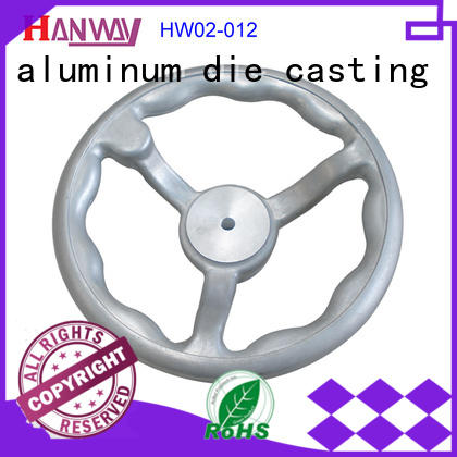 Hanway hw02041 die casting design from China for plant