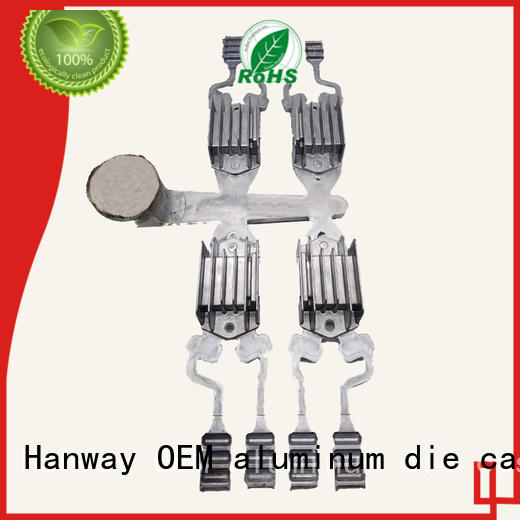 5-star reviews aluminium casting process mould customized for industry