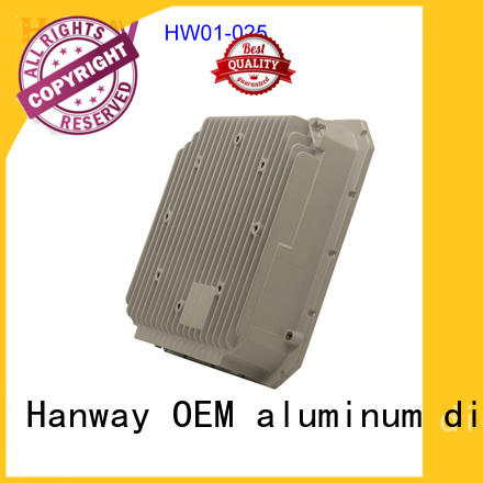 mounted aluminium die casting manufacturers shell factory for antenna system