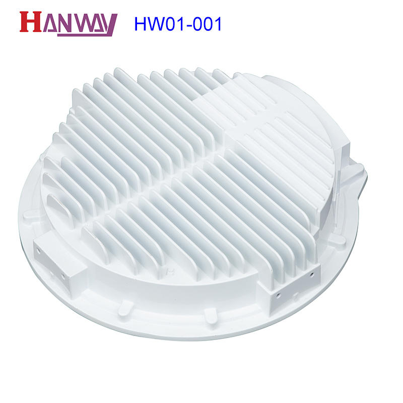 Hanway powder telecommunication parts accessories personalized for industry-2