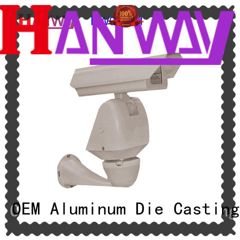 Hanway led housing Security CCTV system accessories factory price for light