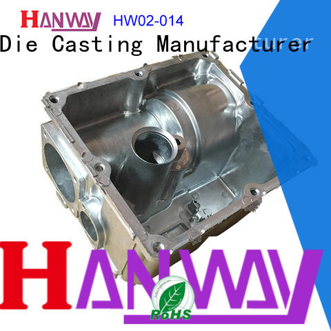 Hanway forged aluminium casting manufacturers wholesale for industry