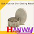Hanway die casting light housing customized for mining