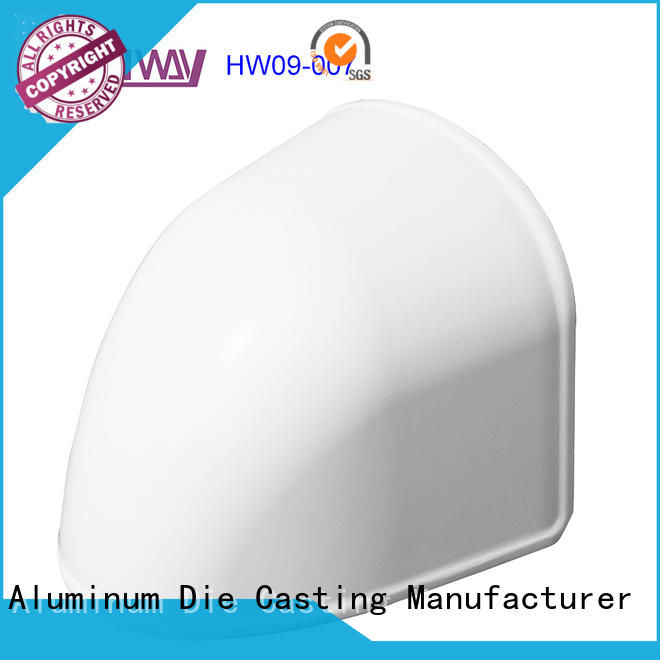 Security CCTV system accessories white for light Hanway