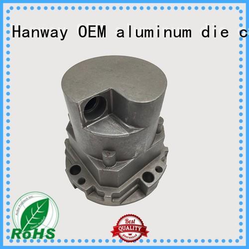 Quality Hanway Brand led aluminum light pole