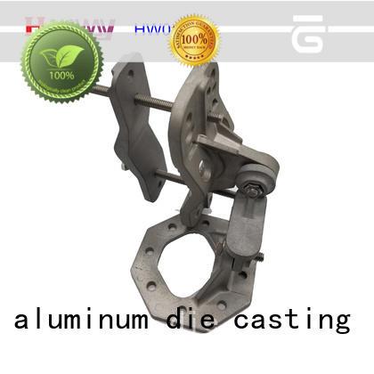 Hot sale aluminum die casting wireless antenna connection part  HW01-023