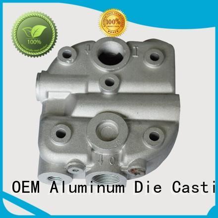 Hanway Brand heatsink foundry die casting cars auto parts regulator factory