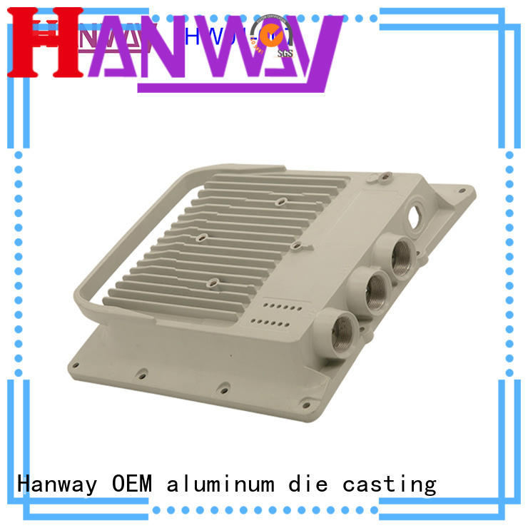 Hanway wireless telecommunications parts design for industry