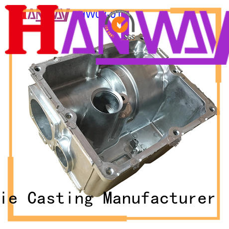 Hanway forged metal casting parts supplier for manufacturer