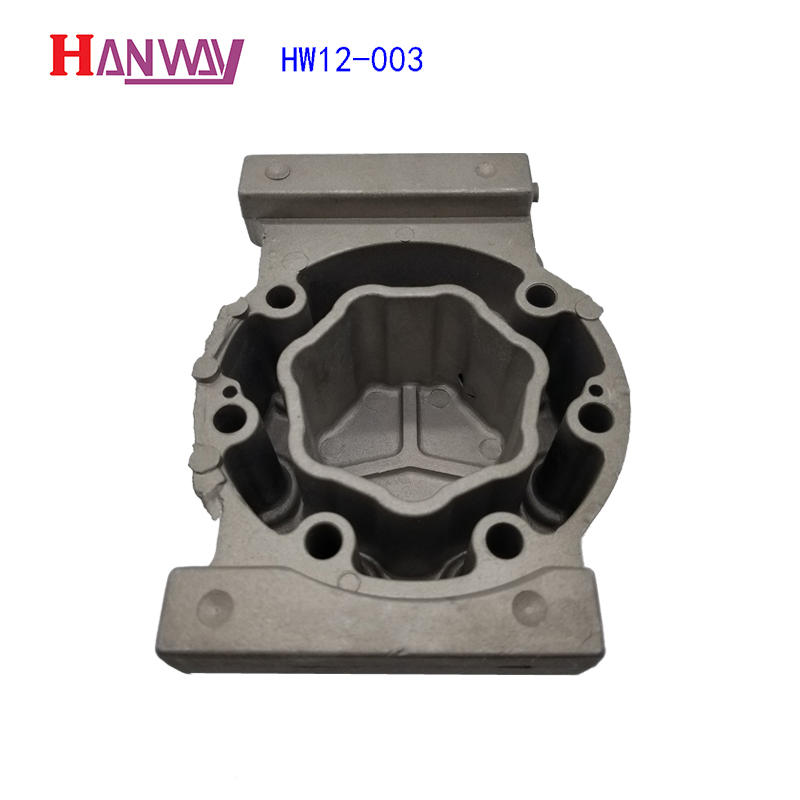 Hanway precise valve body & flange part for industry-1