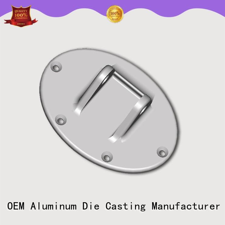 Hanway aluminum automotive & motorcycle parts part for industry
