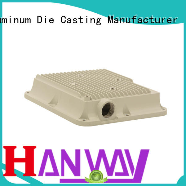 Hanway coating telecommunication parts accessories personalized for industry