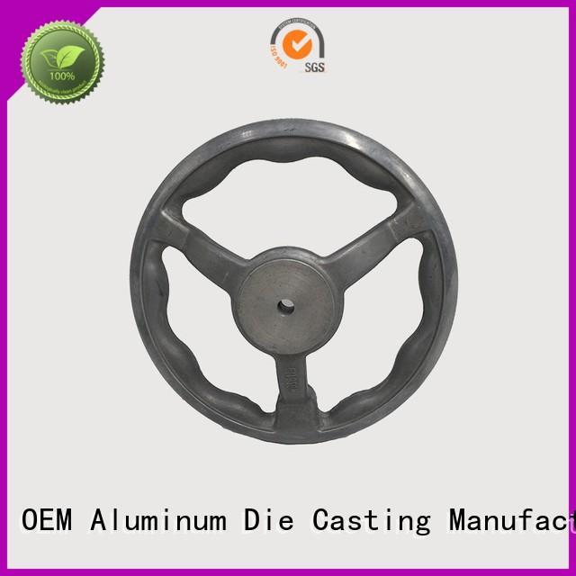 aluminum cars auto parts services oem die casting cars auto parts Hanway Brand