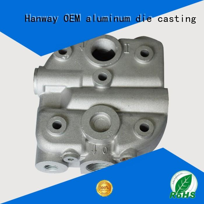 auto cnc regulator Hanway Brand custom auto parts manufacture