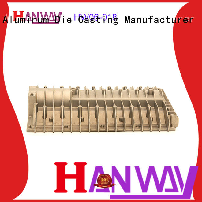 Hanway outdoor led heatsink kit for plant