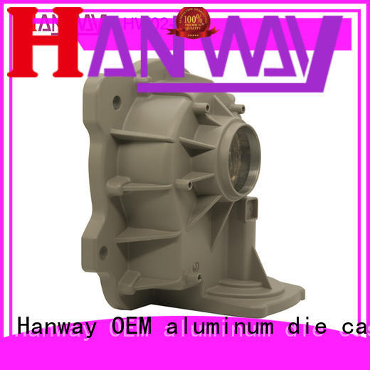 Hanway die casting aluminium pressure casting directly sale for plant