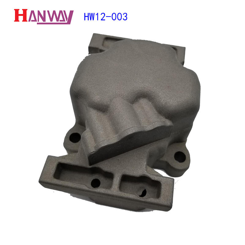 Hanway precise valve body & flange part for industry-3