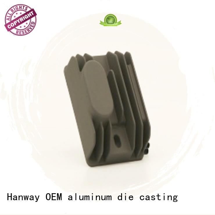 heatsink cast aluminum furniture manufacturers auto Hanway company