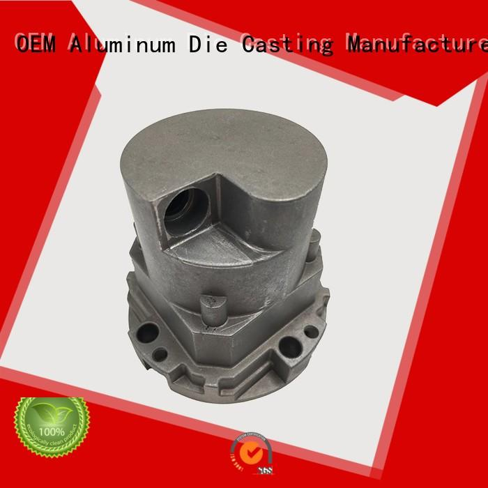 Hanway Brand light housing machining aluminum channel industrial