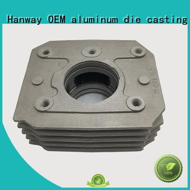 foundry automotive & motorcycle parts customized for antenna system Hanway