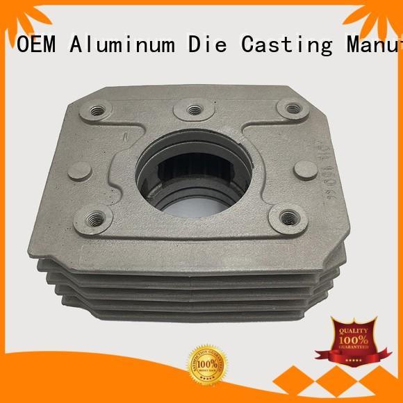 custom auto parts heatsink machining cast aluminum furniture manufacturers manufacture