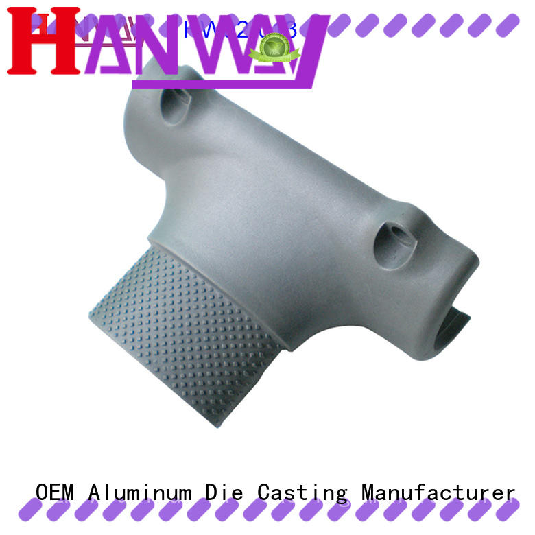magnesium Industrial parts and components supplier for manufacturer Hanway