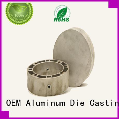 lamp casting precision Hanway Brand aluminum light pole supplier