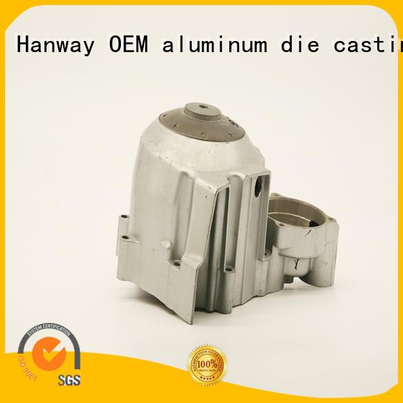 sink sale aluminum die casting supplier cnc heat Hanway company