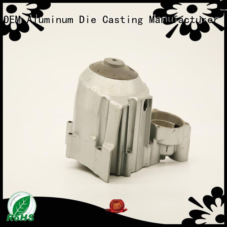 aluminum die casting motorcycle parts aluminum casting cnc motorcycle heatsink die casting manufacture