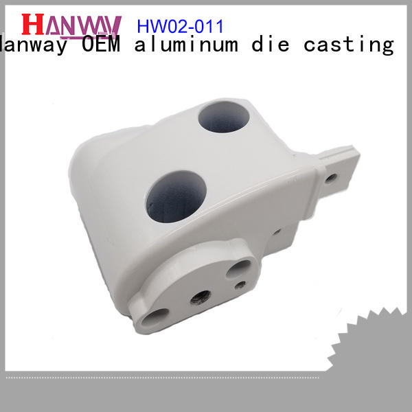 forged aluminum die casting parts industry supplier for workshop