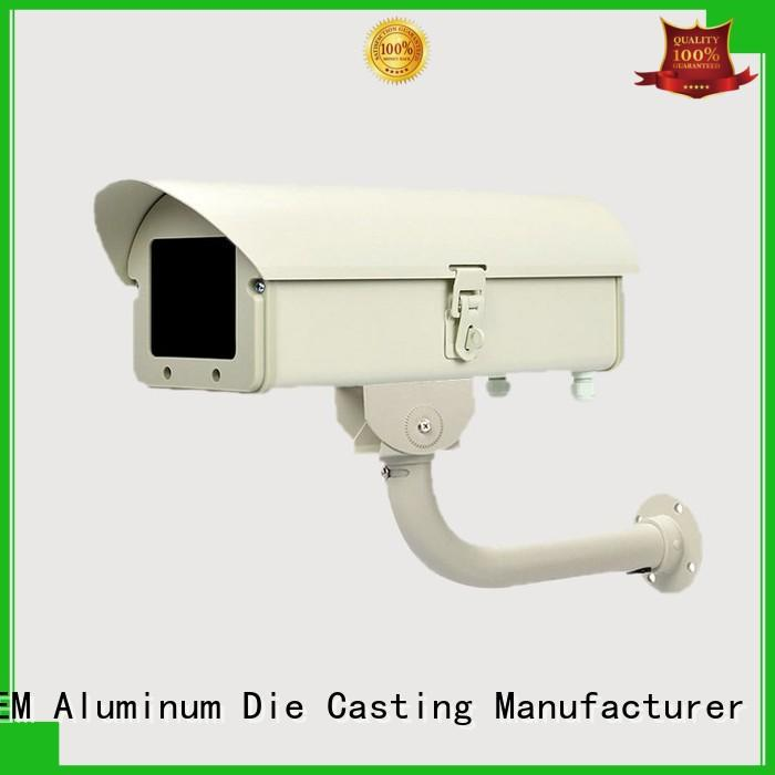 Hanway CNC machining Security CCTV system accessories customized for mining