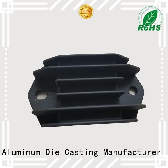 Custom rectifier sink aluminum die casting supplier Hanway heatsink