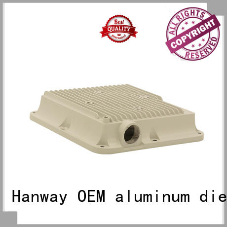Hanway wireless aluminium die casting manufacturers personalized for workshop