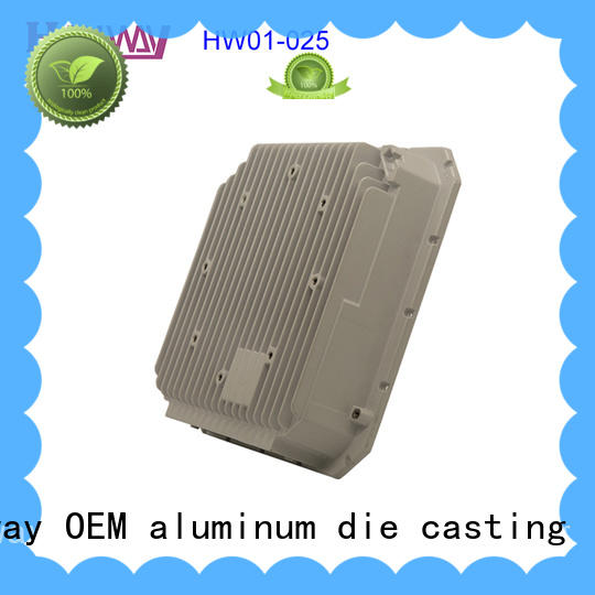 Hanway coating telecom parts factory for antenna system