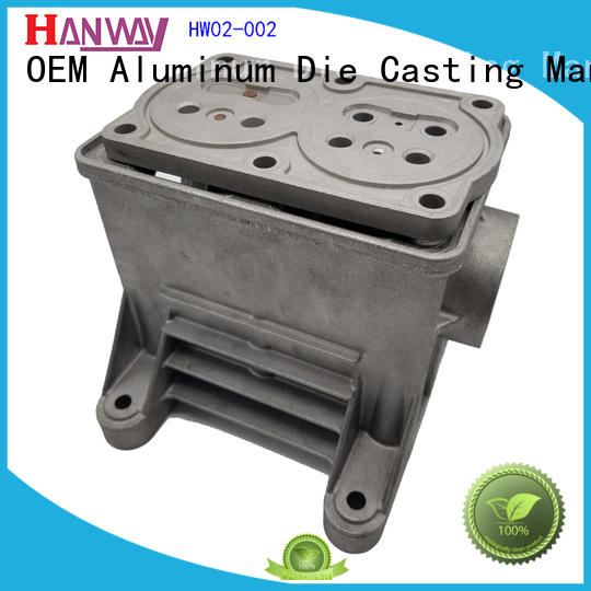 die casting Industrial parts and components copper wholesale for manufacturer