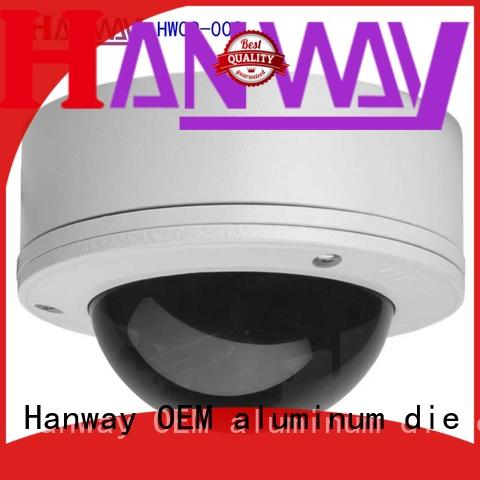 Hanway die casting Security CCTV system accessories kit for mining