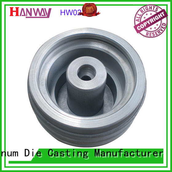 Hanway polished Industrial components supplier for plant