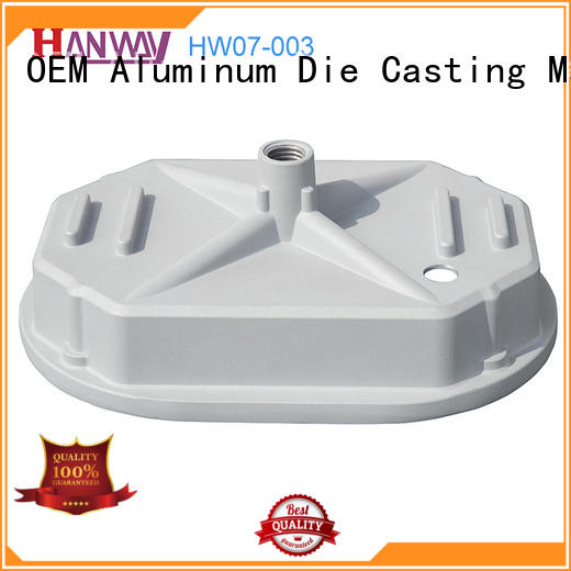 Hanway professional cast aluminum manufacturers with good price for industry