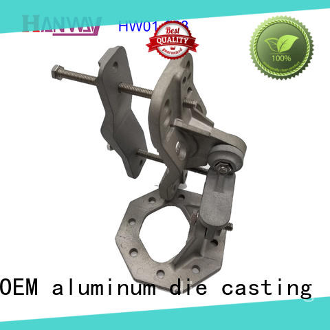 Hanway hw01025 aluminium casting manufacturers inquire now for industry