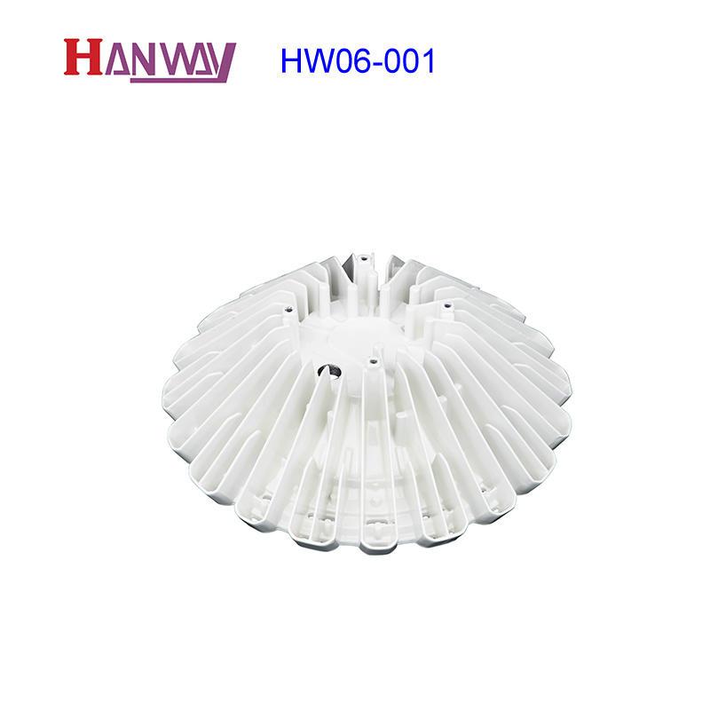 coating led heatsink part for plant Hanway-1