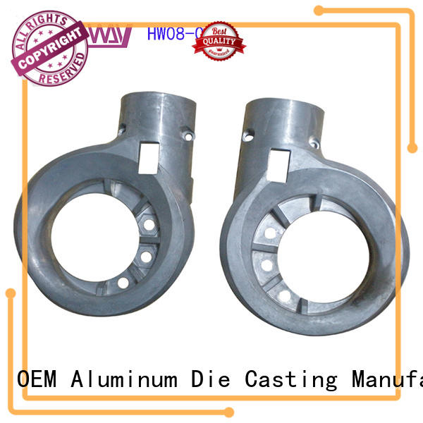 made in China medical equipment spare parts aluminum foundry from China for merchant