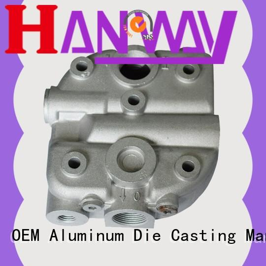 Hanway die casting automotive & motorcycle parts kit for antenna system