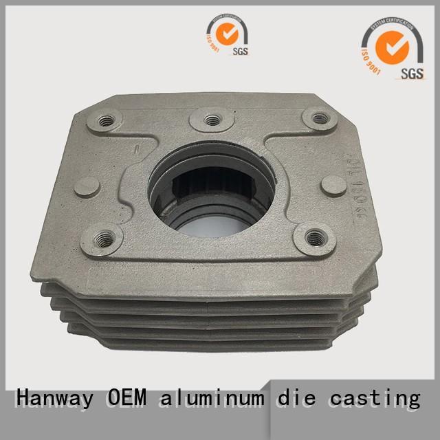 die precision custom auto parts cnc Hanway company